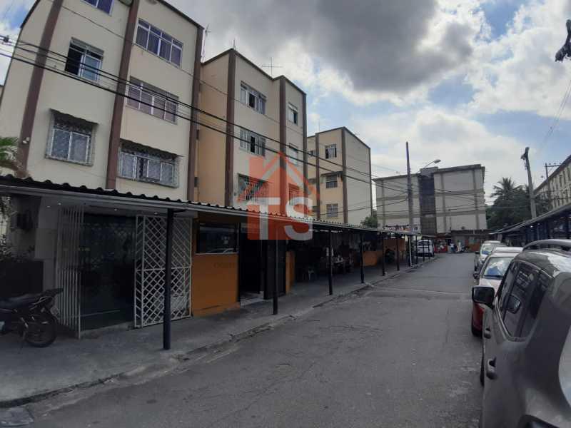 2f93c3e3-fa7d-455c-95c3-54e747 - Apartamento à venda Estrada Adhemar Bebiano,Engenho da Rainha, Rio de Janeiro - R$ 219.000 - TSAP30145 - 7