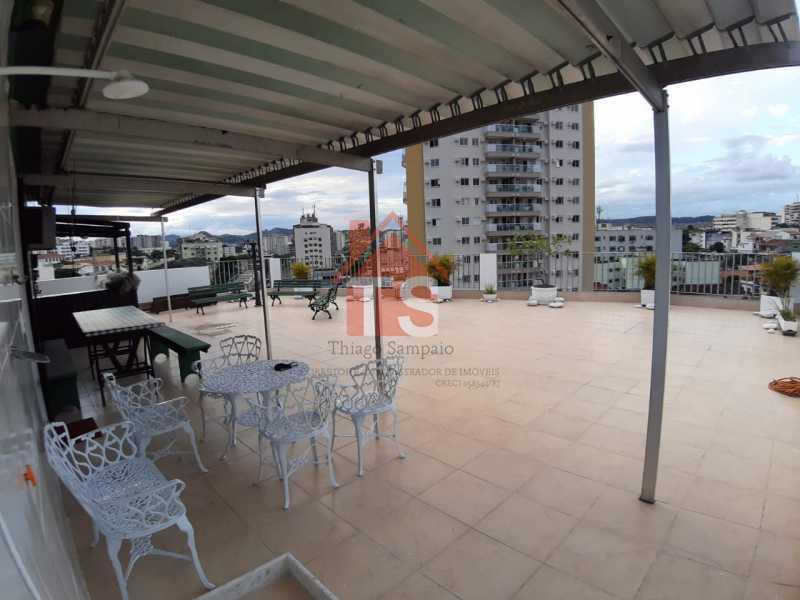4c673563-f303-4a2e-9245-15dc30 - Cobertura à venda Rua Basílio de Brito,Cachambi, Rio de Janeiro - R$ 1.390.000 - TSCO40006 - 1
