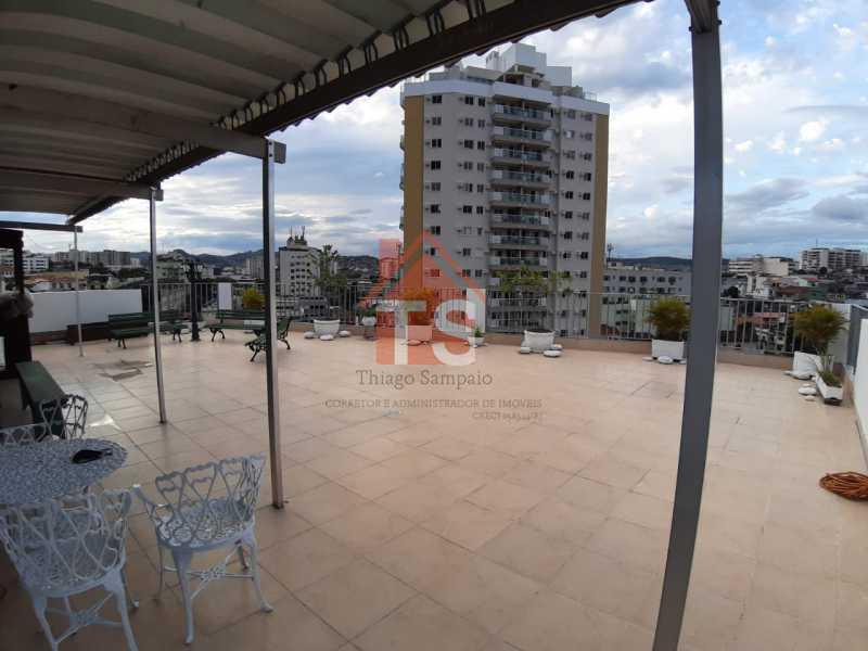 4f4ec9f3-2ad1-4b1b-87ff-b9f6f4 - Cobertura à venda Rua Basílio de Brito,Cachambi, Rio de Janeiro - R$ 1.390.000 - TSCO40006 - 4
