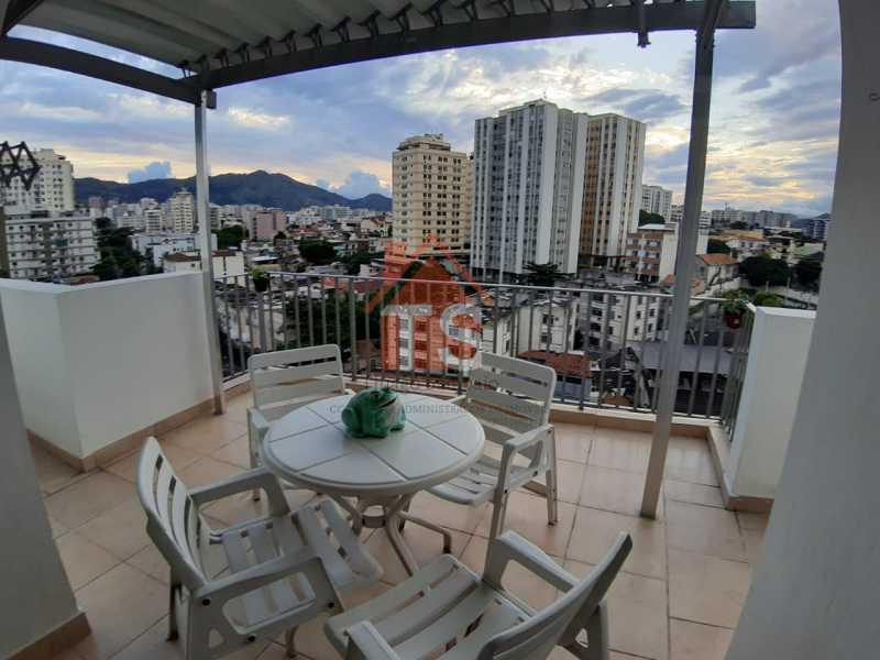 cdc8dac0-a768-4d36-8165-3fec73 - Cobertura à venda Rua Basílio de Brito,Cachambi, Rio de Janeiro - R$ 1.390.000 - TSCO40006 - 19