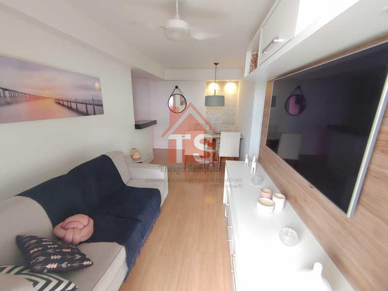 9e671dbe-deee-42b4-a72d-58239e - Apartamento à venda Estrada Adhemar Bebiano,Del Castilho, Rio de Janeiro - R$ 380.000 - TSAP30150 - 1