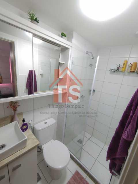 61bf85fb-70dc-48b5-9f3b-b94c36 - Apartamento à venda Estrada Adhemar Bebiano,Del Castilho, Rio de Janeiro - R$ 380.000 - TSAP30150 - 5