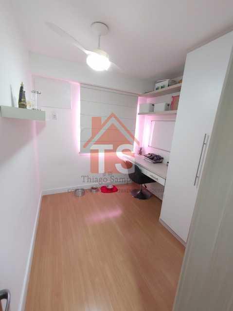 582e60ce-ec85-4463-8a88-d46923 - Apartamento à venda Estrada Adhemar Bebiano,Del Castilho, Rio de Janeiro - R$ 380.000 - TSAP30150 - 8