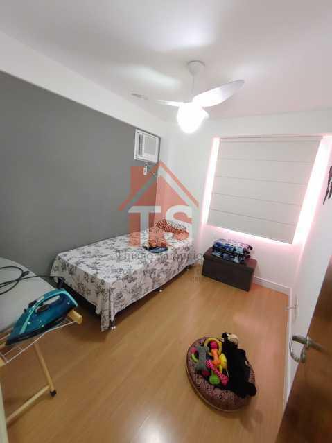 913f9797-ee01-4519-be44-be8589 - Apartamento à venda Estrada Adhemar Bebiano,Del Castilho, Rio de Janeiro - R$ 380.000 - TSAP30150 - 9