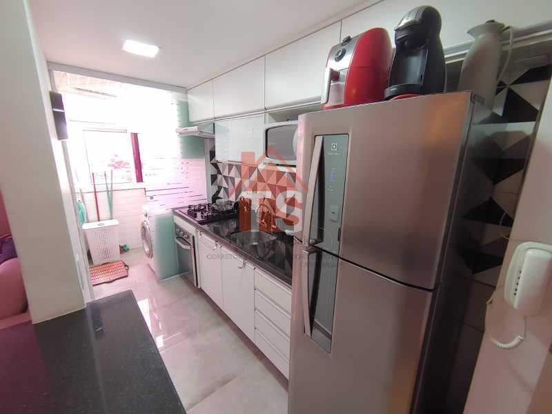 640819d5-3f44-46fc-af62-ec12b3 - Apartamento à venda Estrada Adhemar Bebiano,Del Castilho, Rio de Janeiro - R$ 380.000 - TSAP30150 - 13