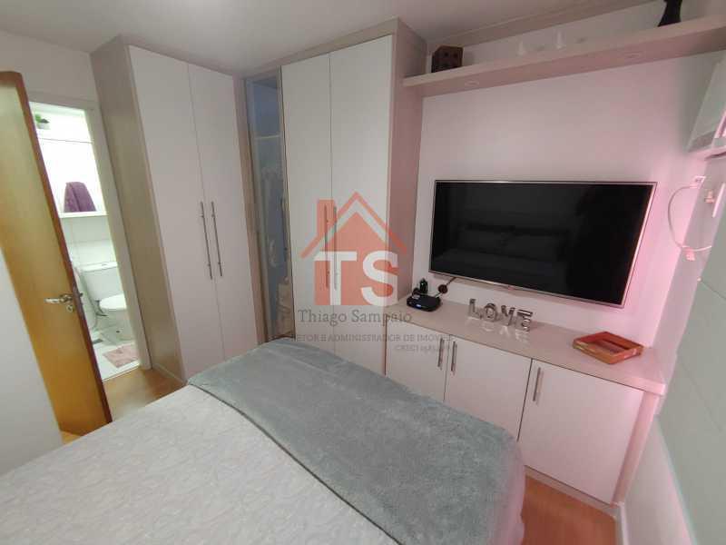 e93c0730-9c42-45db-ad8b-7df0a3 - Apartamento à venda Estrada Adhemar Bebiano,Del Castilho, Rio de Janeiro - R$ 380.000 - TSAP30150 - 18