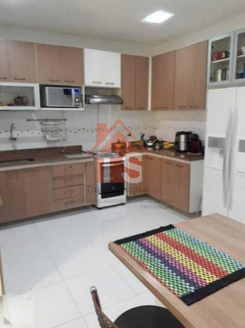 43a9e533b5b54c0709fb6cb4096333 - Casa à venda Rua Vasco da Gama,Cachambi, Rio de Janeiro - R$ 749.000 - TSCA40004 - 10