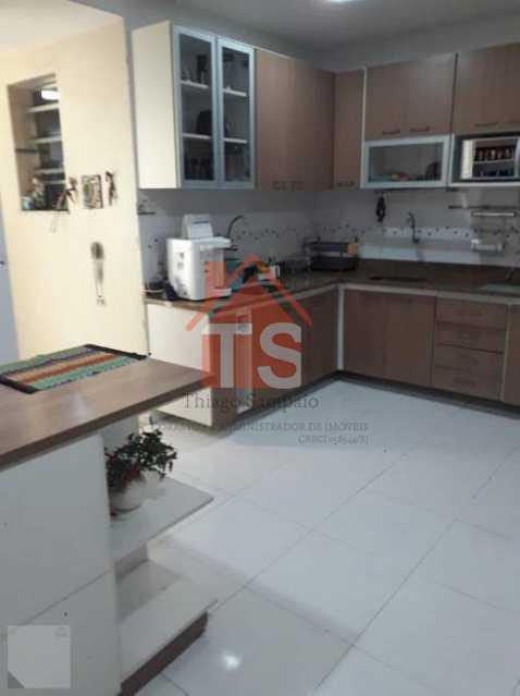 38140495205bbd38bbc1da9ef4dd86 - Casa à venda Rua Vasco da Gama,Cachambi, Rio de Janeiro - R$ 749.000 - TSCA40004 - 20