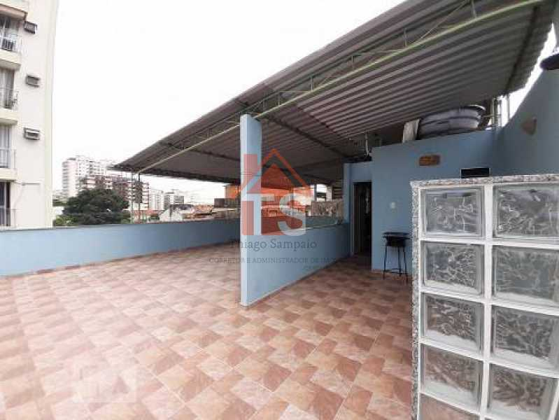 8b0e5ac0f39040a4b9ce1760d02b98 - Casa de Vila à venda Rua Coração de Maria,Méier, Rio de Janeiro - R$ 599.000 - TSCV30009 - 5