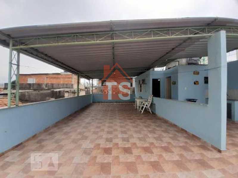 9d5755a5a5dc9dfa0926637c2faa21 - Casa de Vila à venda Rua Coração de Maria,Méier, Rio de Janeiro - R$ 599.000 - TSCV30009 - 1