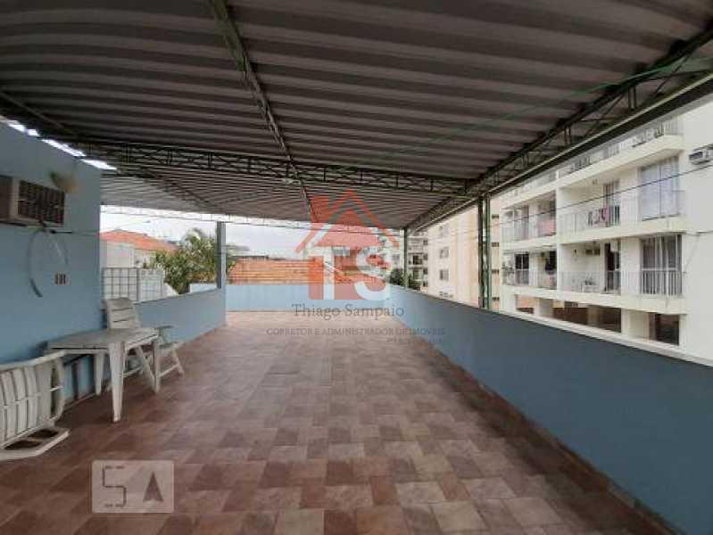 56c233830d8c1b8d9afe60e7d9c44d - Casa de Vila à venda Rua Coração de Maria,Méier, Rio de Janeiro - R$ 599.000 - TSCV30009 - 9