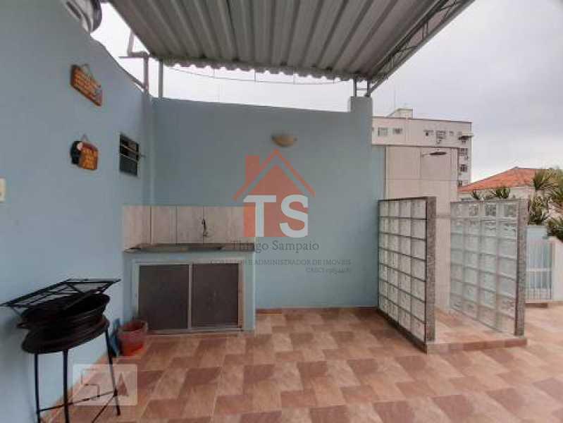 32865692238447038a5383c3e71fa0 - Casa de Vila à venda Rua Coração de Maria,Méier, Rio de Janeiro - R$ 599.000 - TSCV30009 - 17