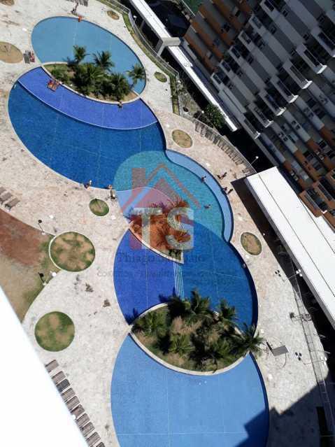 52a770e3-f46c-4703-8c81-dbd289 - Apartamento à venda Avenida Dom Hélder Câmara,Engenho de Dentro, Rio de Janeiro - R$ 349.000 - TSAP20225 - 21