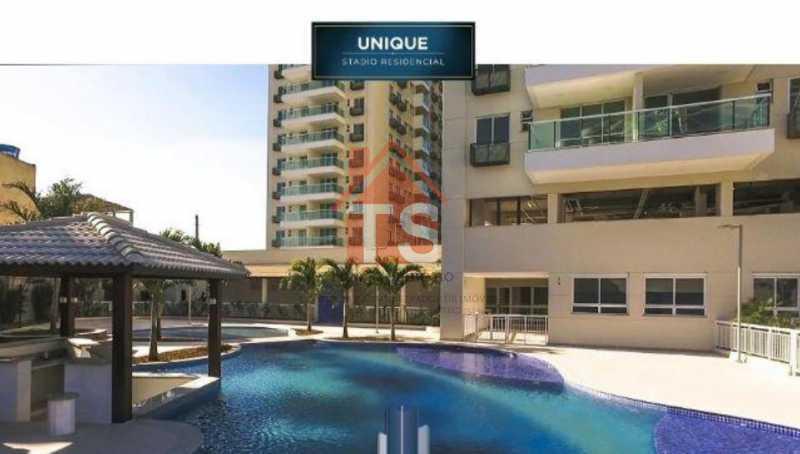 Stadio-Residencial-Engenho-de- - Apartamento 3 quartos à venda Engenho de Dentro, Rio de Janeiro - R$ 459.900 - TSAP30156 - 1