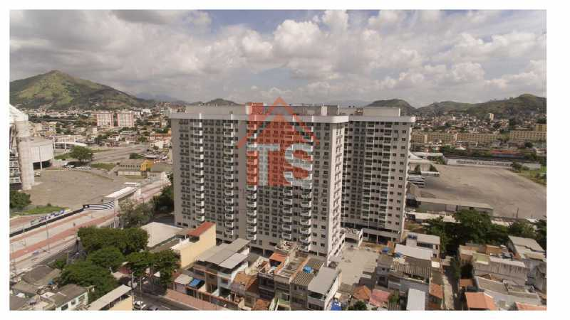 Unique-Stadio-Lazer-004 - Apartamento 3 quartos à venda Engenho de Dentro, Rio de Janeiro - R$ 459.900 - TSAP30156 - 5