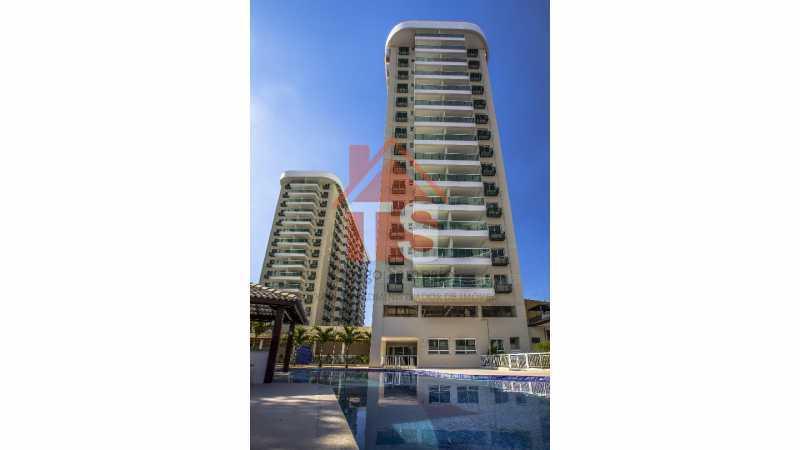 Unique-Stadio-Lazer-005 - Apartamento 3 quartos à venda Engenho de Dentro, Rio de Janeiro - R$ 459.900 - TSAP30156 - 6