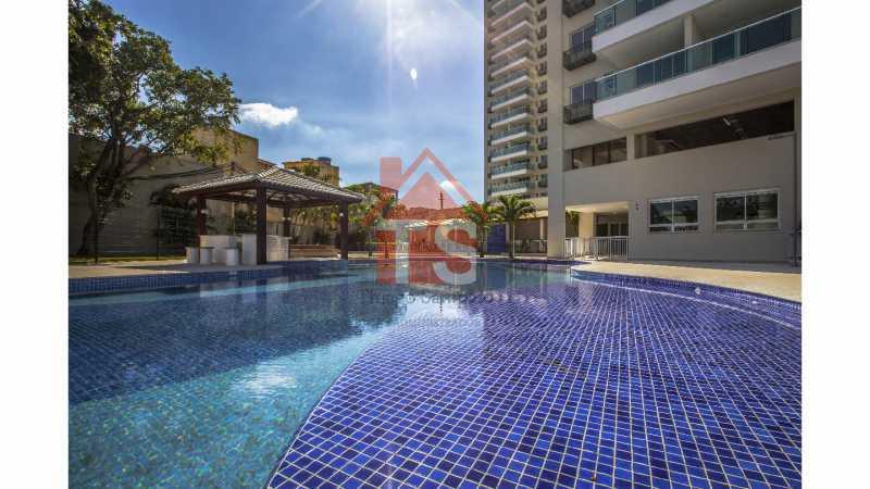 Unique-Stadio-Lazer-007 - Apartamento 3 quartos à venda Engenho de Dentro, Rio de Janeiro - R$ 459.900 - TSAP30156 - 8
