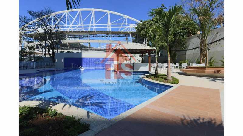 Unique-Stadio-Lazer-008 - Apartamento 3 quartos à venda Engenho de Dentro, Rio de Janeiro - R$ 459.900 - TSAP30156 - 9