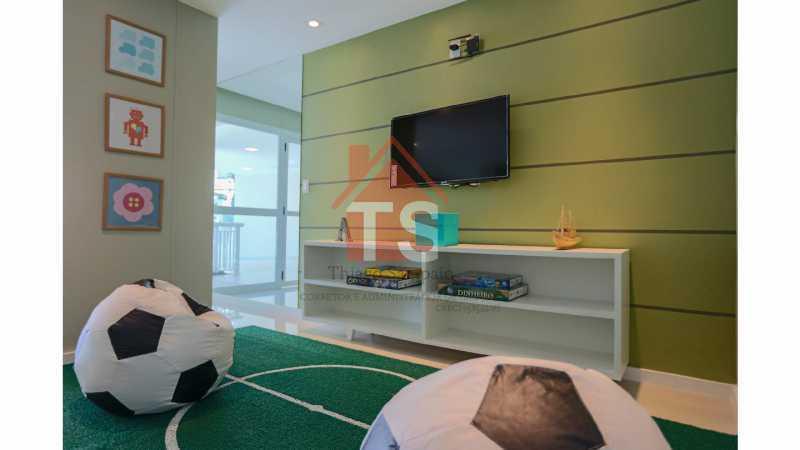 Unique-Stadio-Lazer-015 - Apartamento 3 quartos à venda Engenho de Dentro, Rio de Janeiro - R$ 459.900 - TSAP30156 - 13