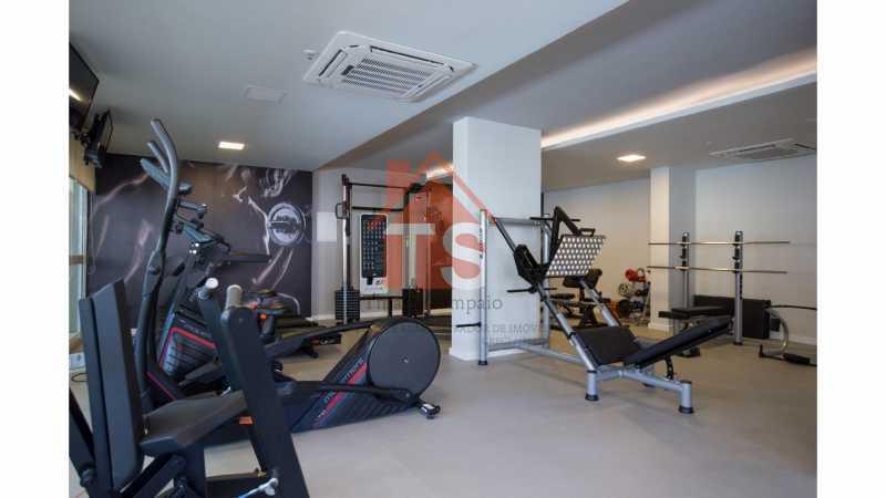 Unique-Stadio-Lazer-018 - Apartamento 3 quartos à venda Engenho de Dentro, Rio de Janeiro - R$ 459.900 - TSAP30156 - 16