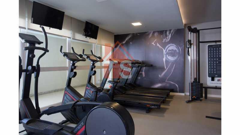 Unique-Stadio-Lazer-019 - Apartamento 3 quartos à venda Engenho de Dentro, Rio de Janeiro - R$ 459.900 - TSAP30156 - 17