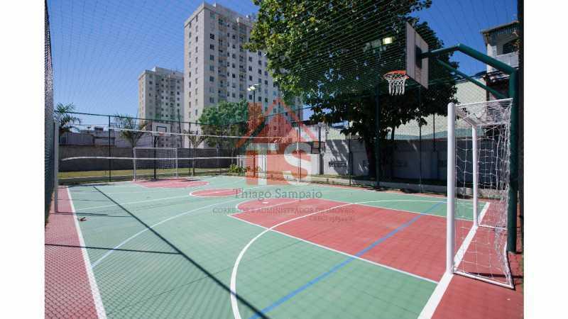 Unique-Stadio-Lazer-022 - Apartamento 3 quartos à venda Engenho de Dentro, Rio de Janeiro - R$ 459.900 - TSAP30156 - 19
