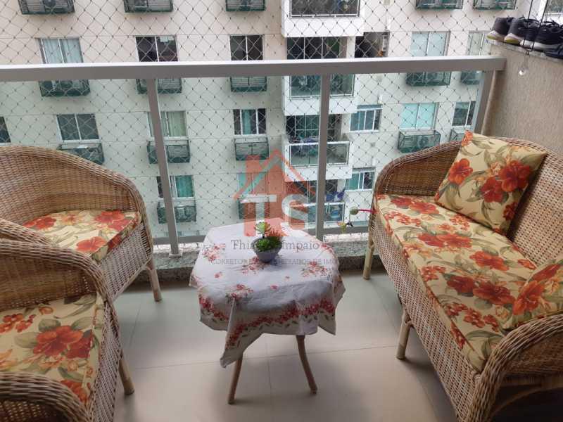 2b6e490f-cfd7-4575-9480-e72853 - Apartamento 3 quartos à venda Engenho de Dentro, Rio de Janeiro - R$ 459.900 - TSAP30156 - 20