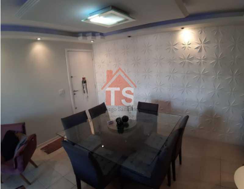 1 - Apartamento à venda Avenida Dom Hélder Câmara,Engenho de Dentro, Rio de Janeiro - R$ 470.000 - TSAP30157 - 3