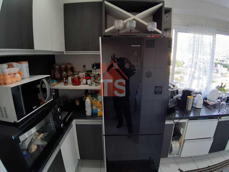 82a7a762-2445-45b2-93fd-d25e31 - Apartamento à venda Avenida Dom Hélder Câmara,Engenho de Dentro, Rio de Janeiro - R$ 470.000 - TSAP30157 - 8