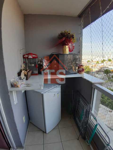 a421d246-b320-48d2-b3c8-a0234b - Apartamento à venda Avenida Dom Hélder Câmara,Engenho de Dentro, Rio de Janeiro - R$ 470.000 - TSAP30157 - 15