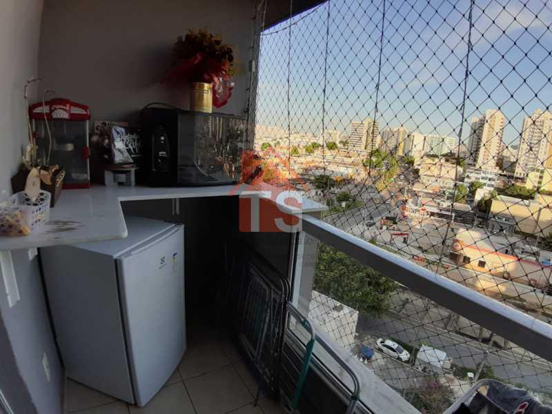 b257bc69-f7d3-45b9-9c5a-9c4d60 - Apartamento à venda Avenida Dom Hélder Câmara,Engenho de Dentro, Rio de Janeiro - R$ 470.000 - TSAP30157 - 17