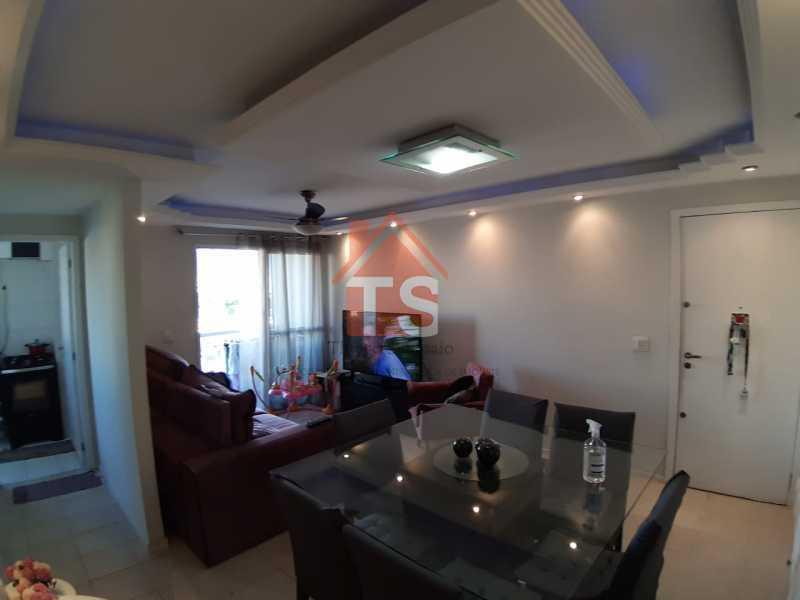 f2016ab2-564a-4df1-bb87-035ad0 - Apartamento à venda Avenida Dom Hélder Câmara,Engenho de Dentro, Rio de Janeiro - R$ 470.000 - TSAP30157 - 1