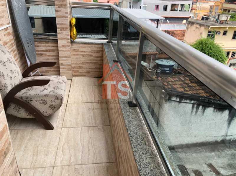 PHOTO-2021-03-13-11-00-40 - Casa de Vila à venda Rua Adelaide,Piedade, Rio de Janeiro - R$ 265.000 - TSCV20008 - 16