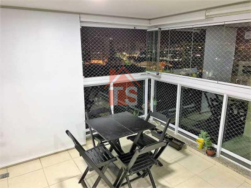 3b4628b753e9062ec55e3bb5648435 - Oportunidade Real - 3 Qts com suíte - lazer e Churrasqueira na enorme varanda em Frente ao Norte Shopping - TSAP30160 - 3