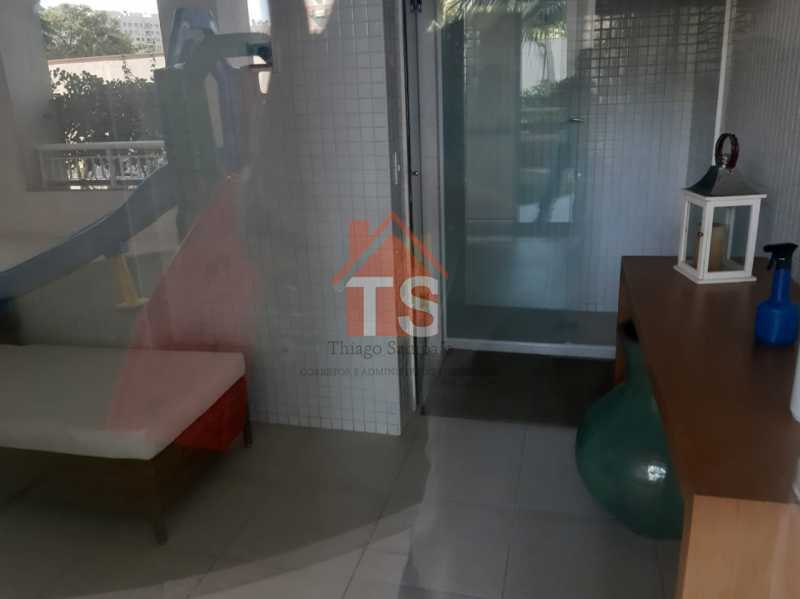 2ec6c1ab-b9ab-4140-8d6d-f746ee - Oportunidade Real - 3 Qts com suíte - lazer e Churrasqueira na enorme varanda em Frente ao Norte Shopping - TSAP30160 - 19