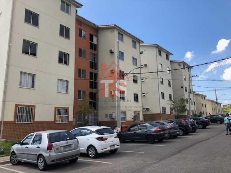 IMG_6583 - Apartamento para alugar Praça Henrique Gonzales,Tomás Coelho, Rio de Janeiro - R$ 800 - TSAP20228 - 14