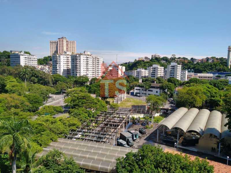 2110696537 - Apartamento à venda Rua Almirante Baltazar,São Cristóvão, Rio de Janeiro - R$ 555.000 - TSAP30162 - 23