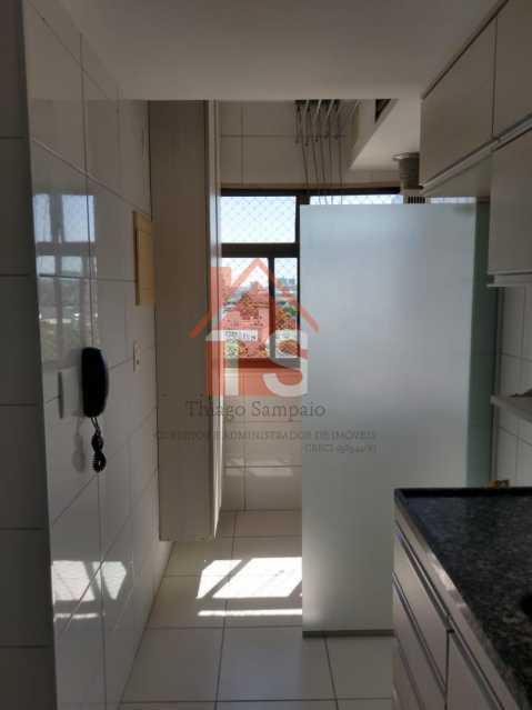 2110696547 - Apartamento à venda Rua Almirante Baltazar,São Cristóvão, Rio de Janeiro - R$ 555.000 - TSAP30162 - 26