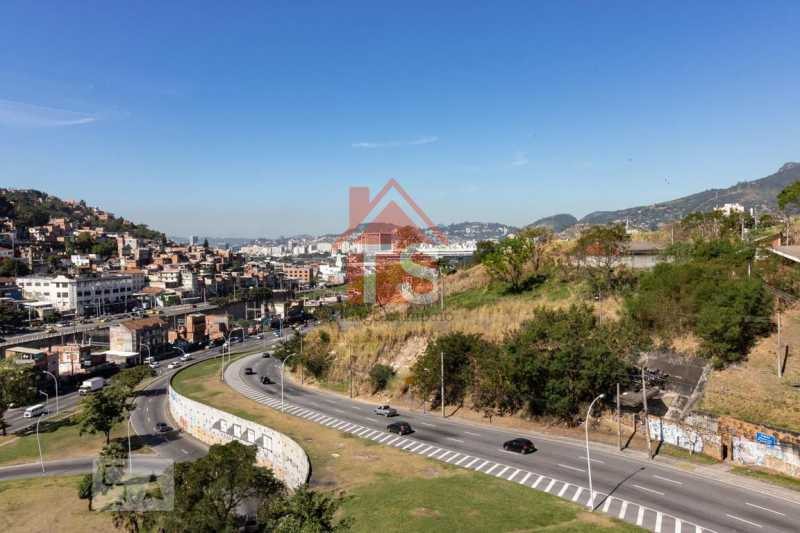 892935449-98.83333413366447MG0 - Apartamento à venda Condomínio Ville Rondon,Mangueira, Rio de Janeiro - R$ 219.000 - TSAP20230 - 5