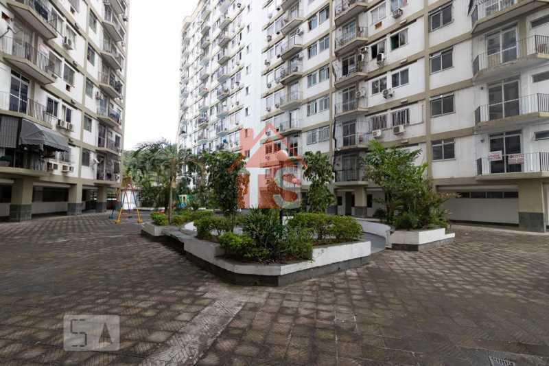 892935449-272.3870344797439rea - Apartamento à venda Condomínio Ville Rondon,Mangueira, Rio de Janeiro - R$ 219.000 - TSAP20230 - 9