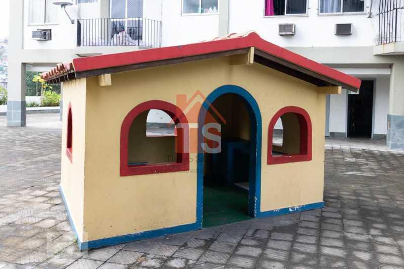 892935449-879.7632725378795rea - Apartamento à venda Condomínio Ville Rondon,Mangueira, Rio de Janeiro - R$ 219.000 - TSAP20230 - 22