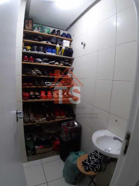 1ac47b4b-3248-486f-bc35-382cf2 - Apartamento à venda Rua José Bonifácio,Todos os Santos, Rio de Janeiro - R$ 639.000 - TSAP40017 - 10