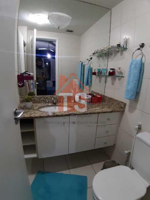 3a7dbc4f-e1c7-4120-b6a1-fe83e1 - Apartamento à venda Rua José Bonifácio,Todos os Santos, Rio de Janeiro - R$ 639.000 - TSAP40017 - 4