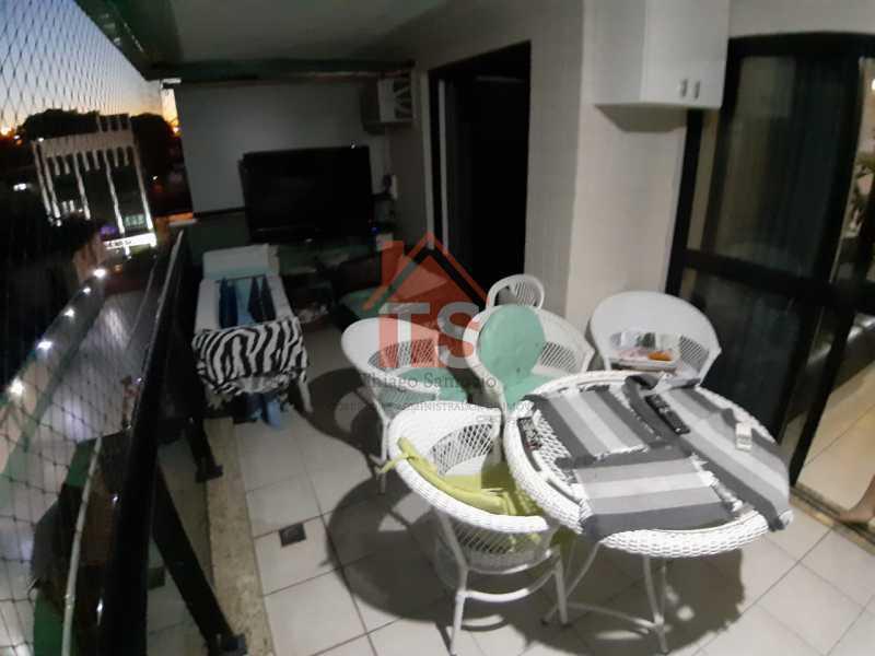 7e90f953-7102-4eb7-8808-807f70 - Apartamento à venda Rua José Bonifácio,Todos os Santos, Rio de Janeiro - R$ 639.000 - TSAP40017 - 6