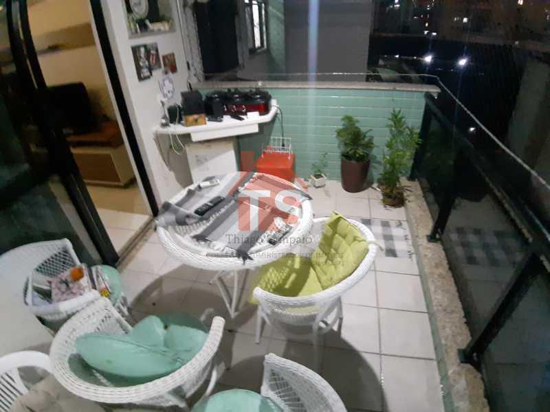 602a22a4-595b-4c29-a611-ab6287 - Apartamento à venda Rua José Bonifácio,Todos os Santos, Rio de Janeiro - R$ 639.000 - TSAP40017 - 15