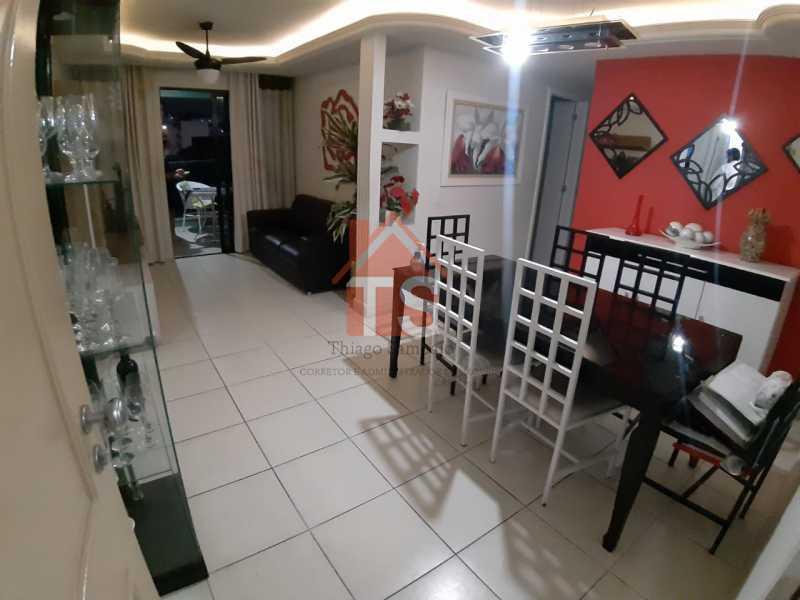 b30a3fd3-2a97-4117-b91d-9a1ef3 - Apartamento à venda Rua José Bonifácio,Todos os Santos, Rio de Janeiro - R$ 639.000 - TSAP40017 - 1
