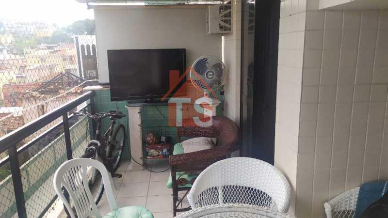 fd4fec83-6275-42cf-9d45-d7a9b6 - Apartamento à venda Rua José Bonifácio,Todos os Santos, Rio de Janeiro - R$ 639.000 - TSAP40017 - 31