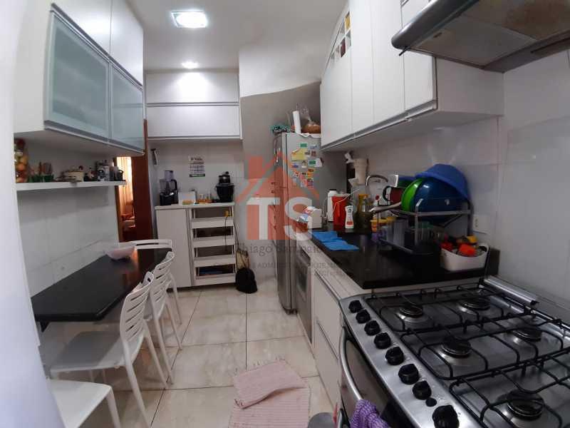 6a5e0480-3de1-4c59-bddf-799c9d - Casa de Vila à venda Rua Rocha Pita,Cachambi, Rio de Janeiro - R$ 559.000 - TSCV40004 - 6