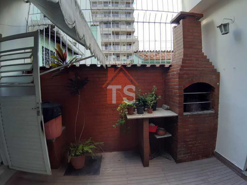 9ea4f2b4-4bd7-42ac-8357-e571a4 - Casa de Vila à venda Rua Rocha Pita,Cachambi, Rio de Janeiro - R$ 559.000 - TSCV40004 - 10