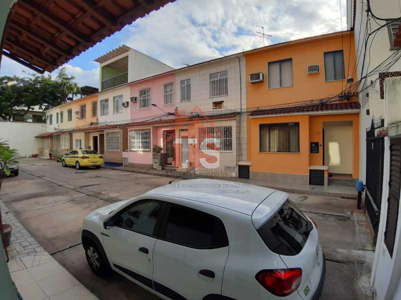 734caff5-b9ae-4e67-a1a1-dc7941 - Casa de Vila à venda Rua Rocha Pita,Cachambi, Rio de Janeiro - R$ 559.000 - TSCV40004 - 12